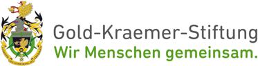 Logo: gold-kraemer-stiftung.de
