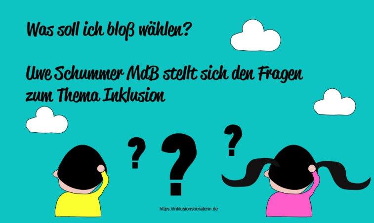 Uwe Schummer MdB