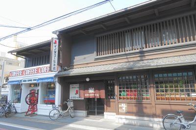 京都イノダコーヒー本店の外観