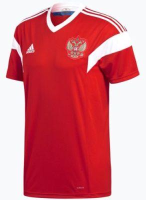 ロシアワールドカップのユニホーム露・ロシア