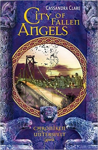 Clare_Chroniken der Schattenjäger_4_City of Fallen Angels