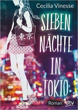 Vinesse_Sieben Nächte in Tokio