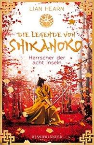 Hearn_Die Legende von Shikanoko_1_Herrscher der acht Inseln
