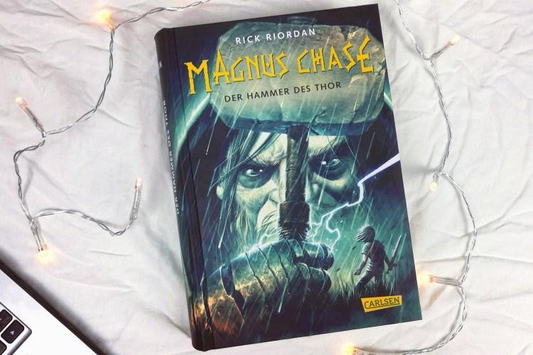 Riordan_Magnus Chase_2_Der Hammer des Thor.jpg