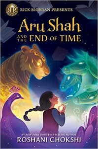 Chokshi_Aru Shah_1_And the End of time