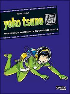 Yoko Tsuno_Two-in-one
