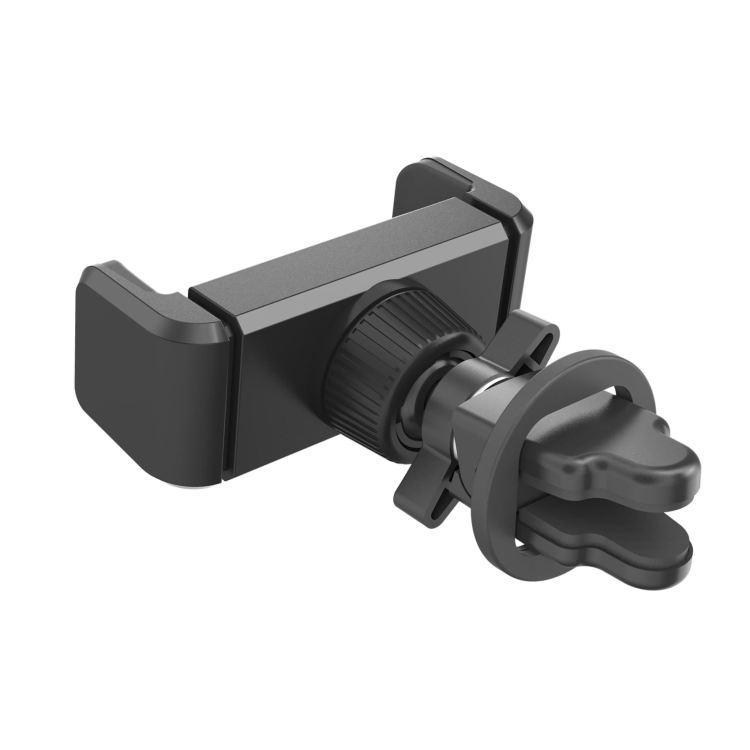 Supporto universale Bocchette Areazione auto per smartphone Celly col.nero