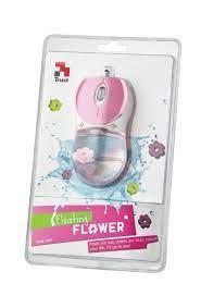 Mouse Large Ottico Cavo USB 2.0 Floating Flower Trust