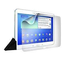 """Pellicole adesive trasparenti schermo Galaxy Tab 3 10"""" Trust"""