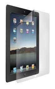 Pellicole adesive trasparenti schermo iPad Trust