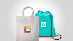 textil bolsas y mochilas