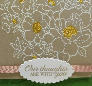 Lovely Lattice Coloring with Stampin' Blends