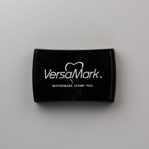 Versamark Ink - Used for heat embossing as well as tone-on-tone stamping.