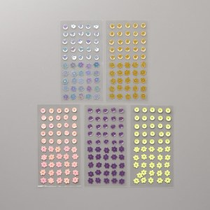 Gingham Gala Adhesive-Backed Sequins
