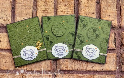 Earth Day Luv 2 Stamp Blog Hop