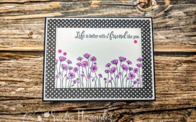 3 Ways to make a Poppy Card!