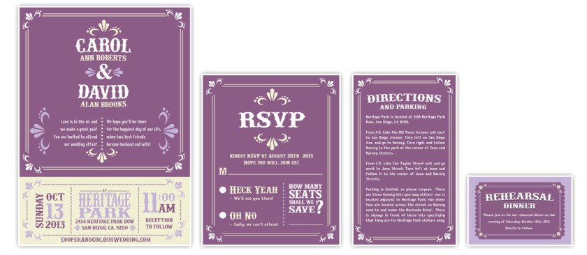 For Information On How We Can Tailor A Customized Invitation Package Your Uping Wedding Feel Free To Contact Us Today