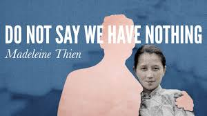 book cover Madeleine Thien