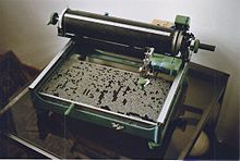 Chinese language typewriter