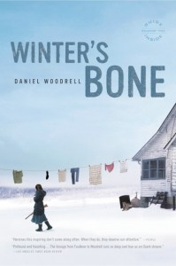 Book cover Winter's Bone by Daniel Woodrell