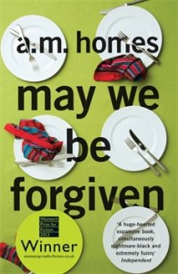 Book cover May We Be Forgiven by AM Homes