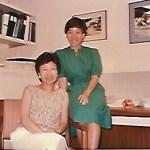 Photo Mom & me 1985