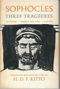 Sophocles tragic plays