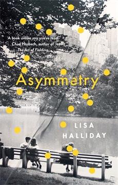 asymmetry book cover