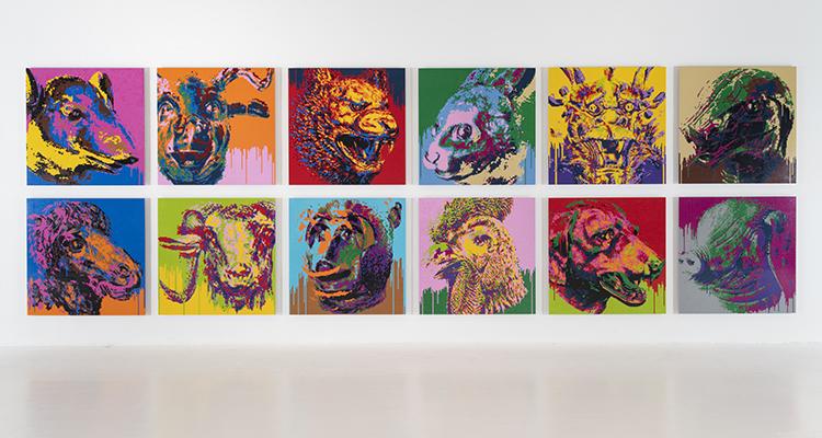 Ai Weiwei Zodiac