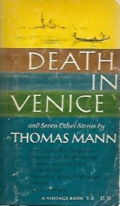 Death in Venice by Thomas Mann