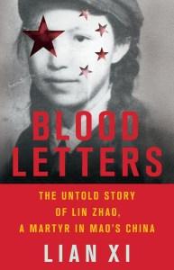 Blood Letters by Lian Xi