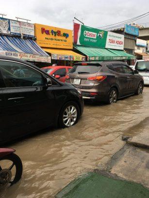 Saigon flooding