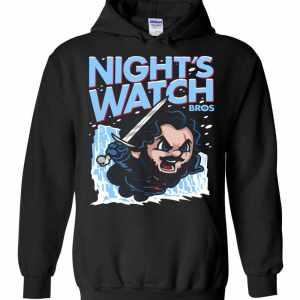 Night's Watch Game of Thrones Hoodies