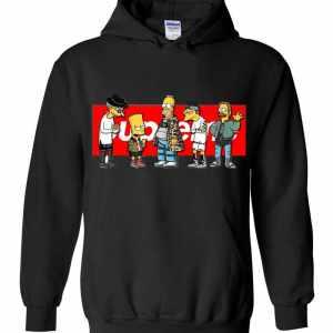 Supreme Simpsons Hoodies