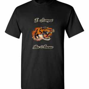 Gucci With Tiger Men's T-Shirt