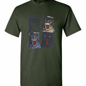 Gucci Tiger Face Oversize Men's T-Shirt