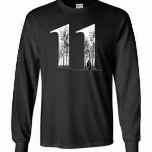 Stranger Things Eleven Long Sleeve T-Shirt