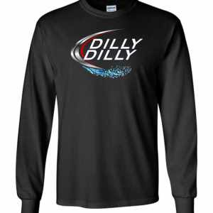 Bud Light Pit Of Misery The Sequel Dilly Dilly Tv Commercial Long Sleeve T-Shirt