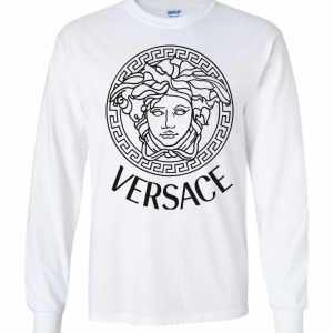 Versace Long Sleeve T Shirt Amazon Best Seller