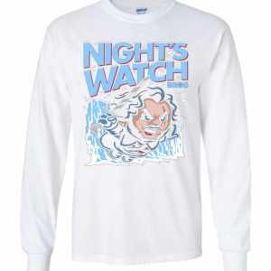 Night's Watch Game of Thrones Long Sleeve T Shirt Amazon Best Seller