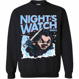 Night's Watch Game of Thrones Sweatshirt