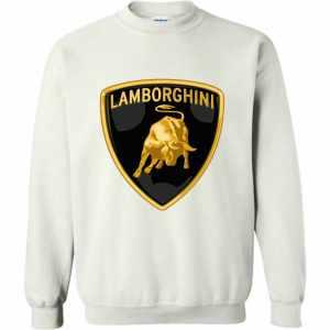 Lamborghini Sweatshirt Amazon Best Seller
