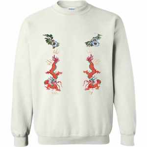 Gucci With Embroidery Sweatshirt