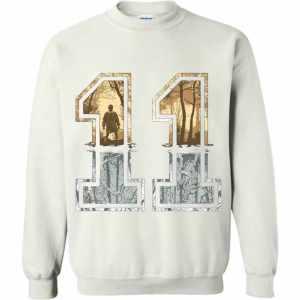 Stranger Things 11 Logo Sweatshirt