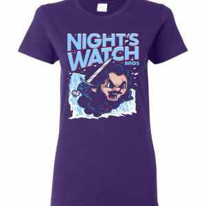 Night's Watch Game of Thrones Women's T-Shirt