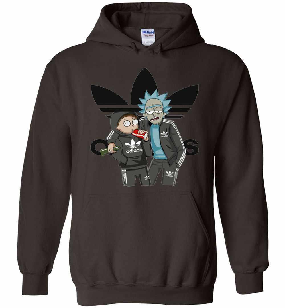 Rick Morty Rick Hoodies Adidas Morty Hoodies And And Morty And Rick And Hoodies Adidas Adidas Rick Morty 5aqqw6A7x