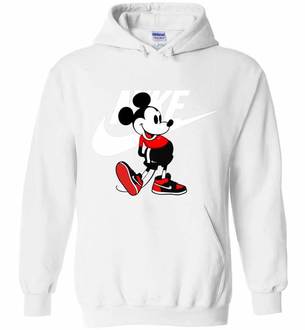 Excellent Mickey Mouse Nike Hoodies NK65