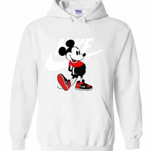 Mickey Mouse Nike Hoodies