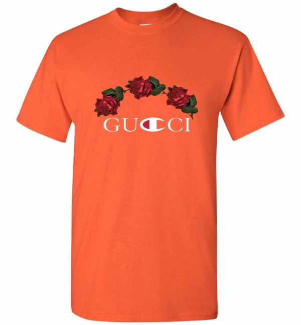 Gucci Champion Collab Men's T Shirt Amazon Best Seller