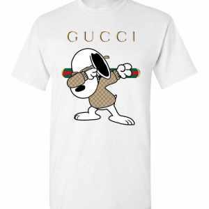 Snoopy Gucci Dabbing Men's T-Shirt